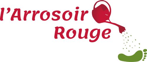 Logo L'Arrosoir Rouge